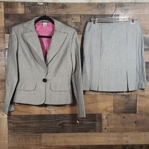 Career Suit Junior size 7